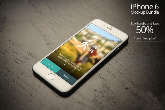 IPhone6 Mockup 6