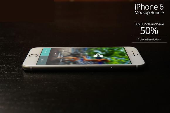 IPhone6 Mockup 7