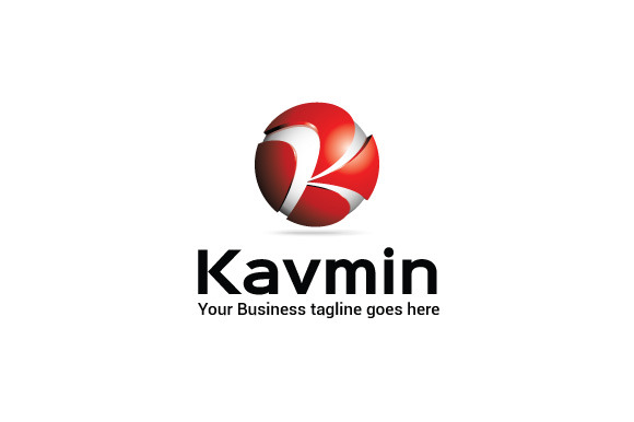 Kavmin Logo Template