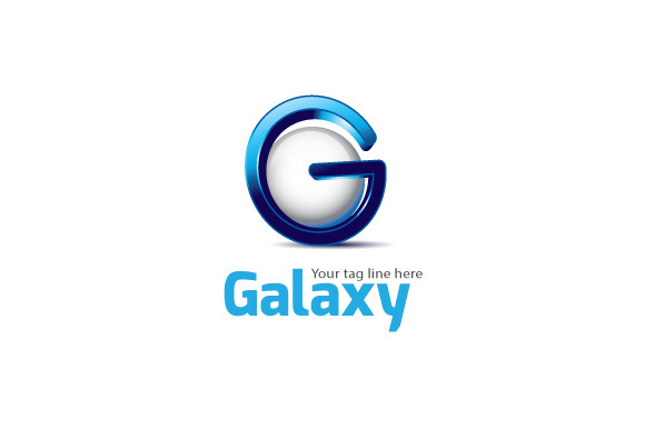 Galaxy Logo Template