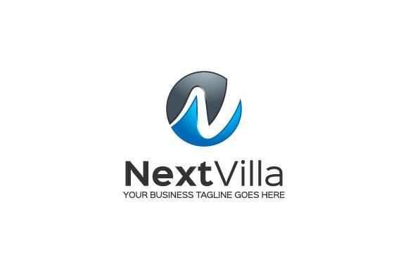 NextVilla Logo Template