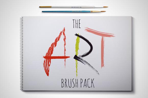 The Art Brush Pack