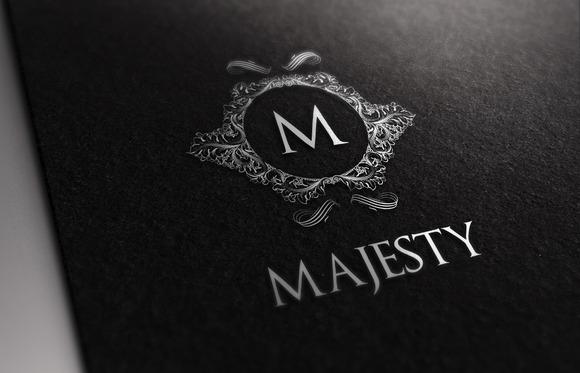 Majesty Royal Logo Temlplate