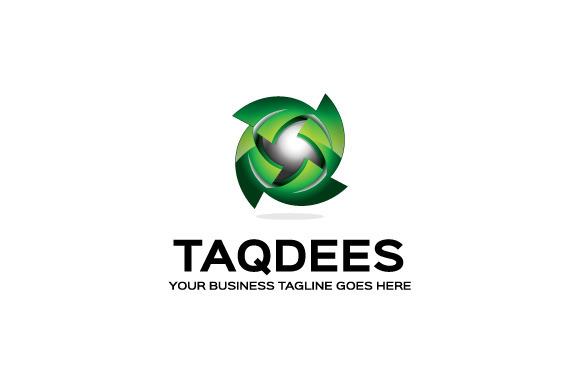 Taqdees Logo Template