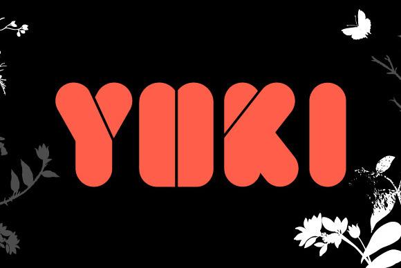 ЎпЎп Yuki Type Family ЎпЎп