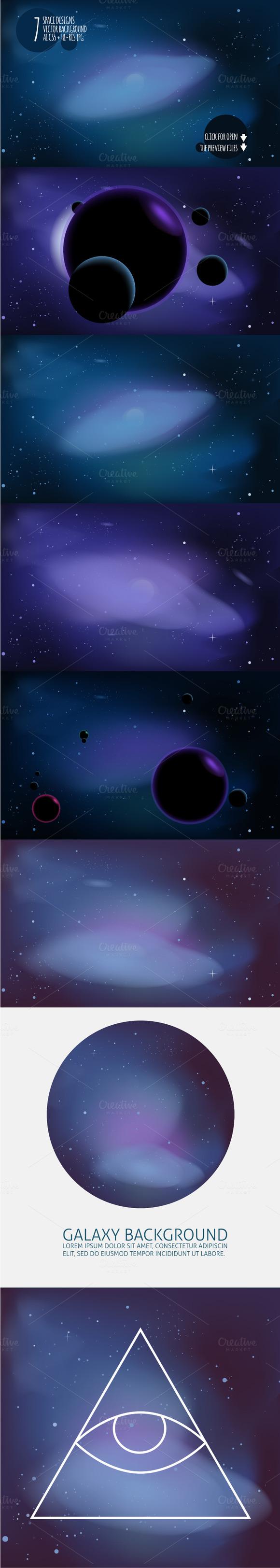 7 Space Designs