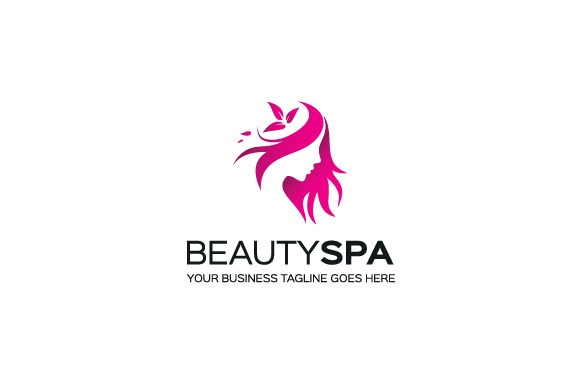BeautySpa Logo Template