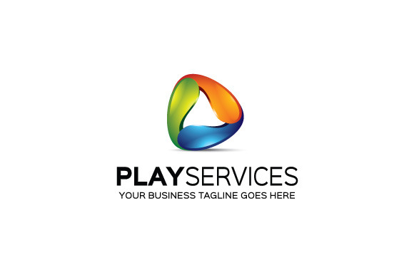 PlayServices Logo Template
