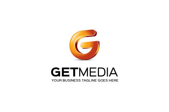 Get Media Logo Template