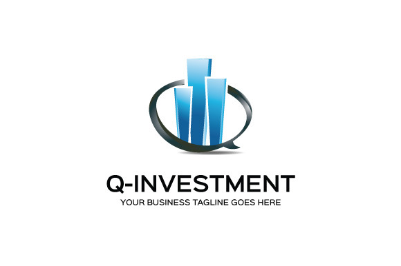 Q-Investment Logo Template