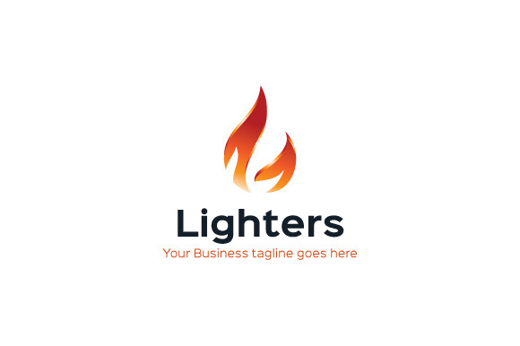 Lighters Logo Template