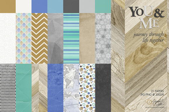 You Me Digital Papers