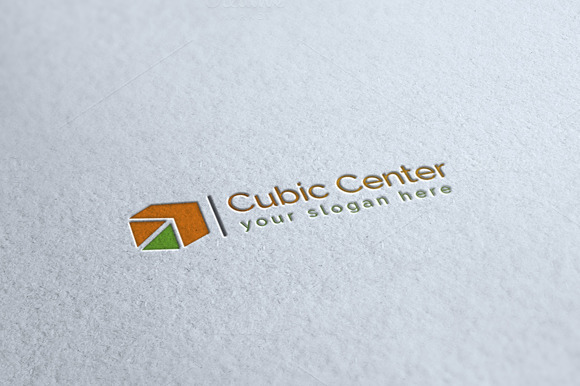Cubic Logo Template