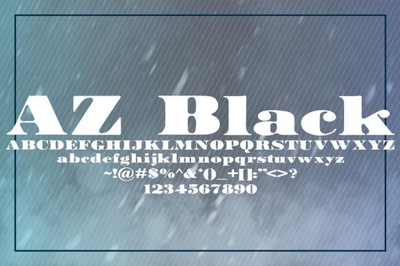 AZ Black