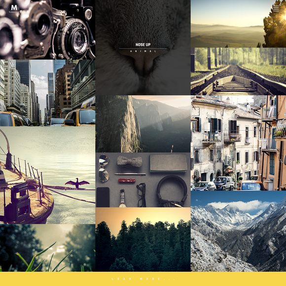 Motophoto Photography Theme