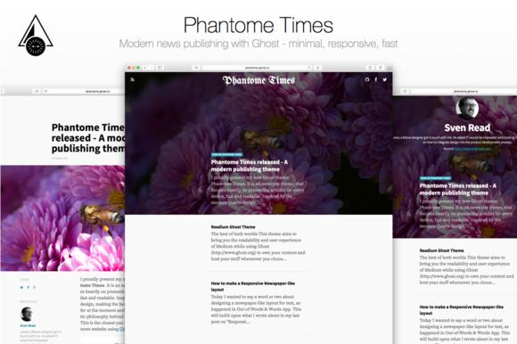 Phantome Times Modern Publishing