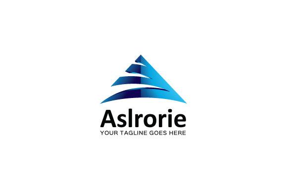Aslrorie Logo Template