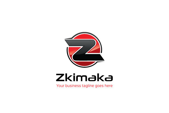 Zkimaka Logo Template