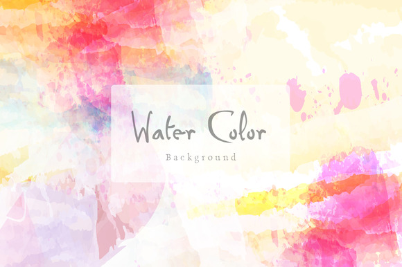 12 Watercolor Background