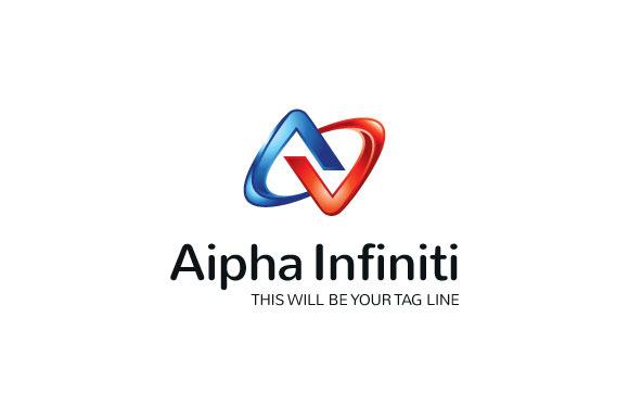 Aipha Infiniti Logo Template