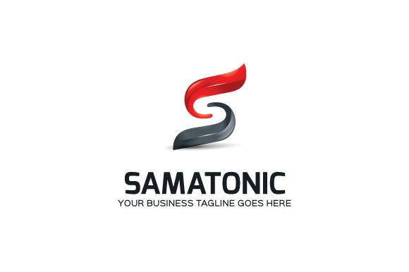 Samatonic Logo Template