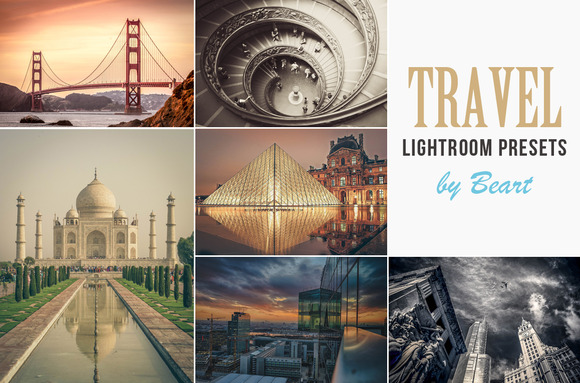 Landscape Travel Lightroom Presets