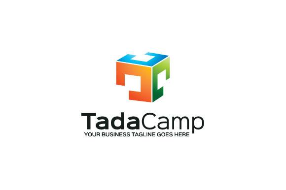 TadaCamp Logo Template