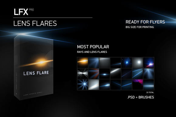 LFX Lens Flares