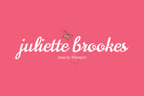 Hairdresser Beauty Logo Template