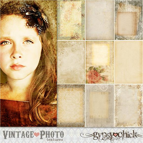 Vintage Photo Textures