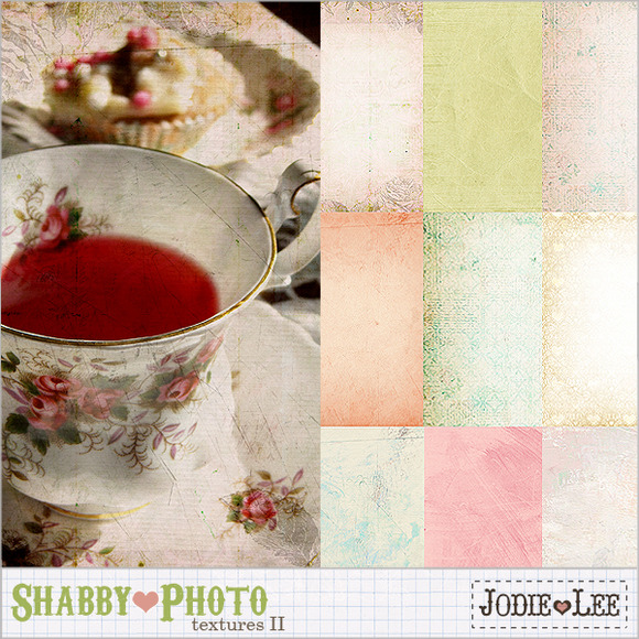 Shabby Photo Textures