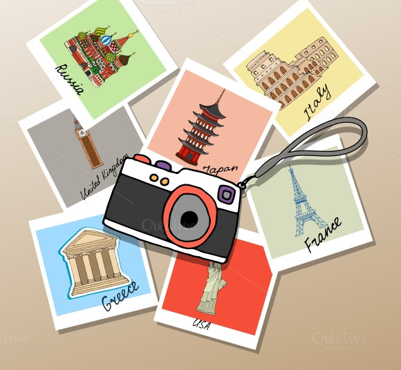 Photographs Of Global Landmarks