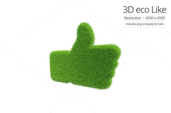 3D Eco Like