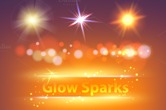 Glow Sparks Collection