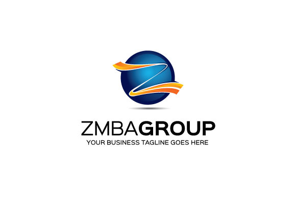 ZmbaGroup Logo Template