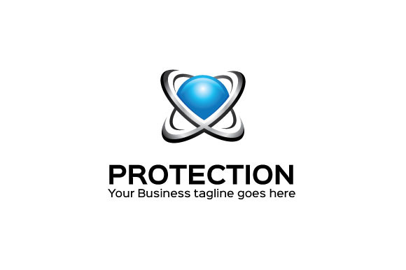Protection Logo Template