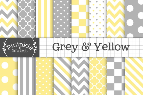 Grey Yellow