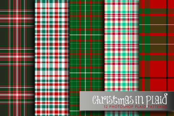 Christmas In Plaid