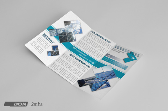Engineering Trifold Template