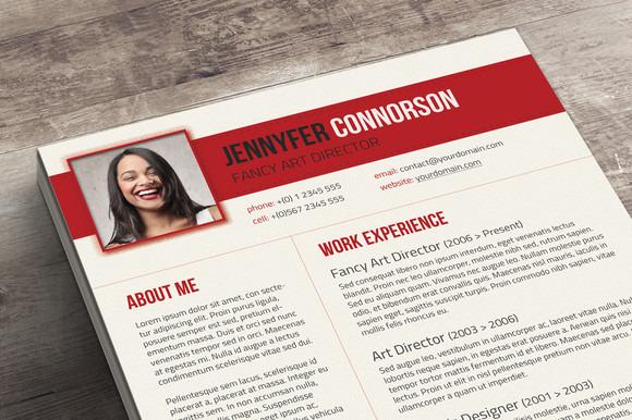 Fancy Resume Cover Letter