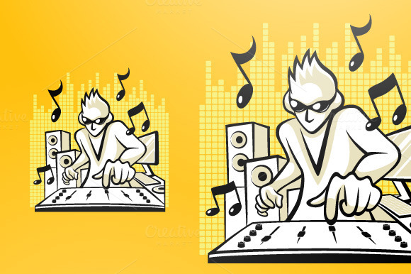 Vector Music DJ