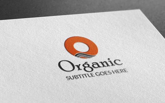 Organic Style Logo