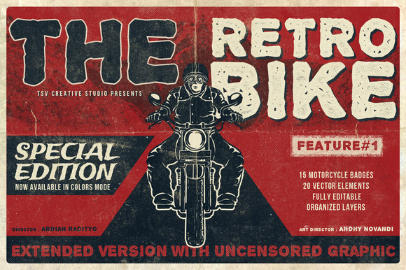 The Retro Bike 20 Bonus