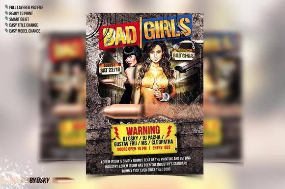 Bad Girls V