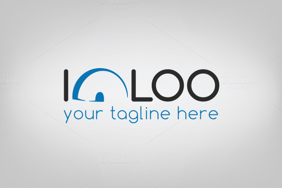 Igloo Logo Template