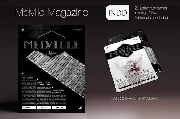 Melville Magazine