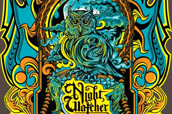 Mysterious Night Watcher