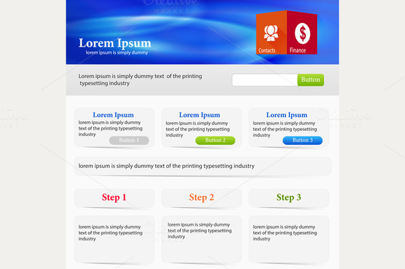 Web Site Design Navigation Elements