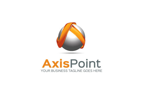 Axis Point Logo Template