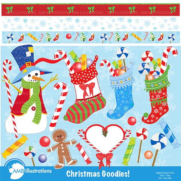 Christmas Goodies AMB-169
